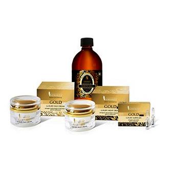 GOLD 24Ka - Produkty se zlatem